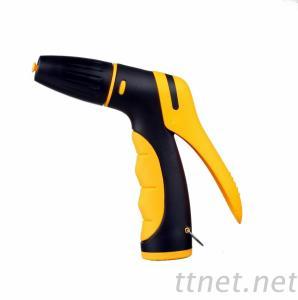 Back Trigger Adjustable Plastic Garden Sprayer Nozzle