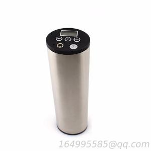 Digital Type 12V Cordless Rechargeable Tyre Inflator With Gauge