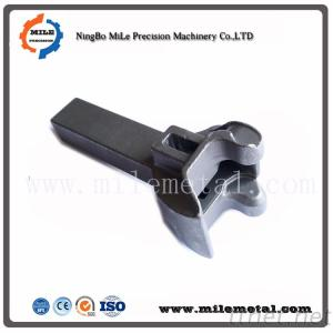 Sand Casting Holder, Construction Machinery With Cnc Machining