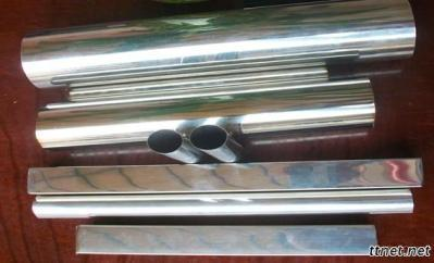 201 Stainless Steel Welded Tube For Decoration