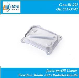 Opel Oil Cooler 55193743