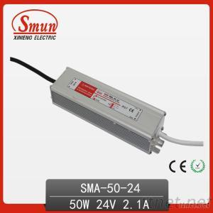 LED Driver Power Supply Switching 50W 24V 2A Constant Current