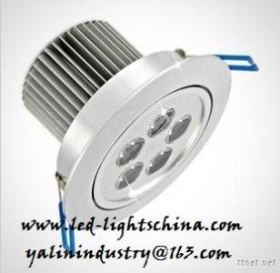Adjustable 5W LED Ceiling Downlight