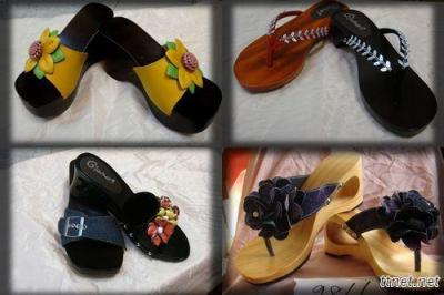 New-Fashioned Clogs