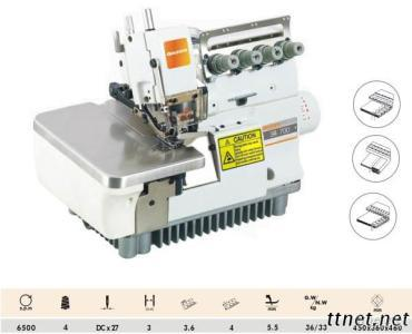 Super-High-Speed Overlock Sewing Machine