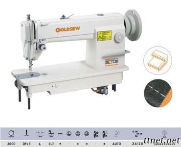 Single-Needle Lockstitch Sewing Machine