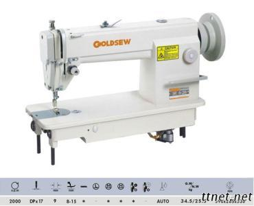 Single-Needle Lockstitch Sewing Machine
