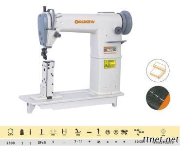 Single/Twin-Needle Post Bed Lockstitch Sewing Machine