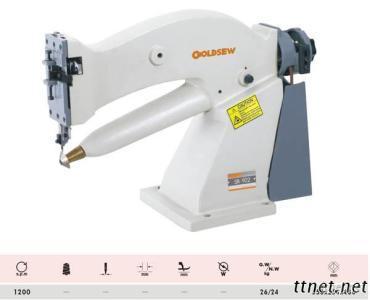 Greatly Sole & Solve Vamp Machine