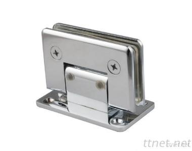 Adjustable Shower Door Hinge