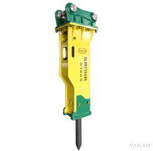 Hydraulic Breaker Silenced Type Same As SB121