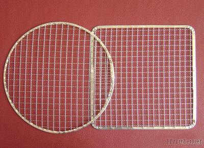 Galvanized/Stainless Steel Barbecue Grill Netting