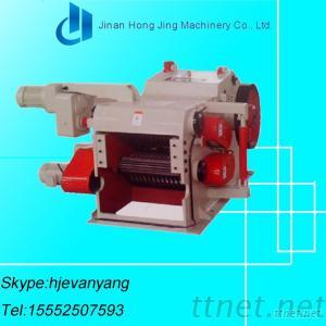 Drum Wood Chipper With Long Service Life