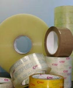 Bopp Clear Adhesive Tapes