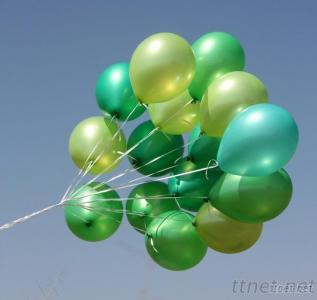 10Inch 1.2G Pearlized Color Latex Balloon