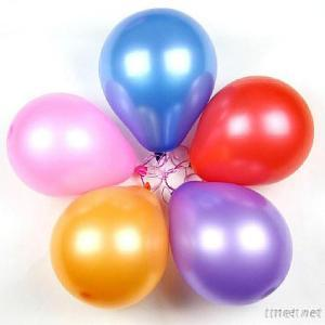 10Inch 3.2G Pearlized Color Latex Balloon