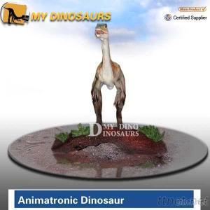 Life-Size Animatronic Dinosaur Reproduction