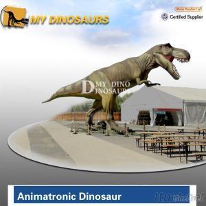 Jurassic Park Tyrannosaurus Rex Animatronic Dinosaur Model