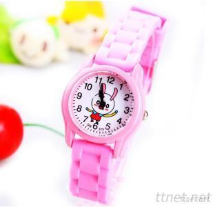 Pink Girls Watch