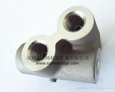 OEM Precision Machining-CNC milling parts