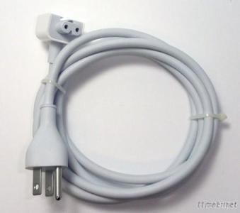 100% Original 1.8M US White AC/DC Power Extension Cord For Apple