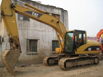Used Excavator Caterpillar 320c