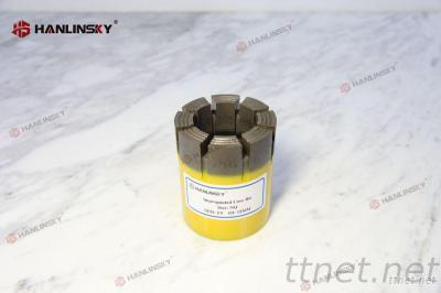 NQ Impregnated Diamond Core Drill Bits