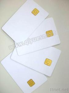 ISO 7816 SLE4428/4442 Contact IC Card
