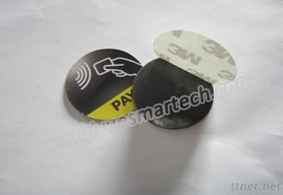 ISO 14443A 13.56MHz NTAG203 RFID Anti Metal Nfc Tag