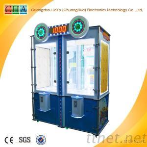 Coin Operated Game Machine Magic Ticket for Sale