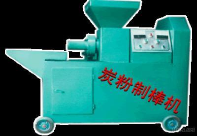Charcoal Powder Forming Machine