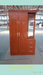 High Quality Wood Wardrobe