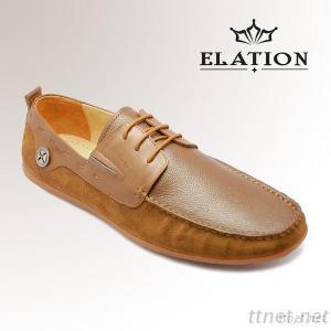 Hand Made Men Moccasin Loafer Shoes