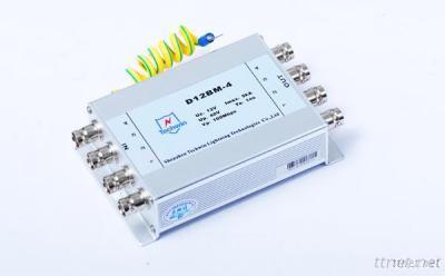 Vedio Signal Module/ Signal Arrester 4 Ports