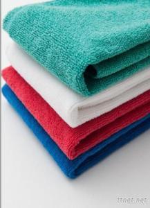 Microfiber Warp Knitting Cleaning Cloth