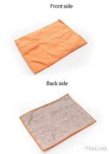 Microfiber Scrubber Towels