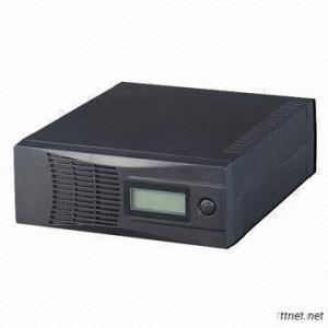 Modified Sine Wave Inverter, With 100Ah Battery, LCD Display