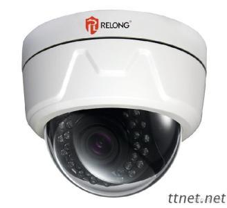 HD IP Dome Camera