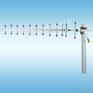 2.4Ghz 15Dbi High Gain Directional Wifi Yagi Antenna