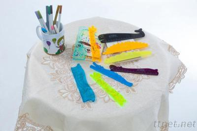 Plastic 15Cm Ruler
