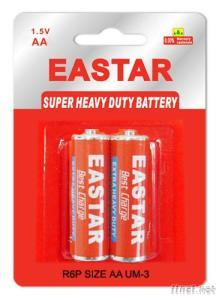 1.5V AA /R6P Extra Heavy Duty Battery