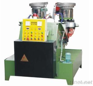 Double Spindle Nut Tapping Machine