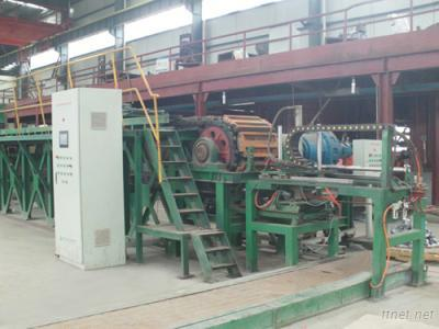 Lead-Calcium & Lead-Antimony Alloy Ingot Casting Machine