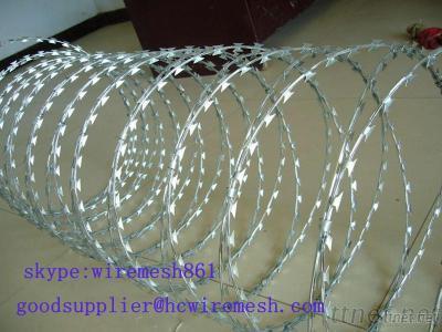 Razor Barbed Wire (Razor Concertina Barbed Wire)