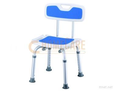 Shower Chair With Back With EVA Foam
