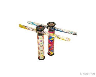 T-Tape kaleidoscope