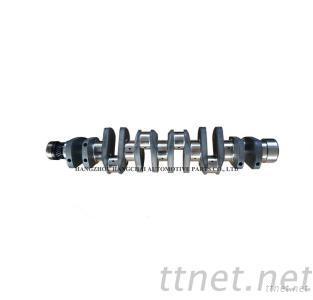 Sinotruk Howo Truck Engine Parts WD615 Crankshaft 61500020024