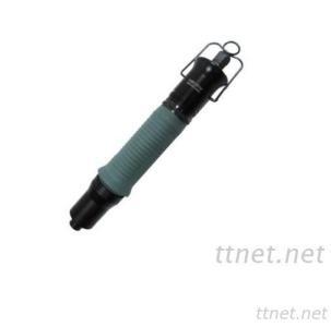 Push start type air screwdriver-Gecko-style hard case handle and anti-slip