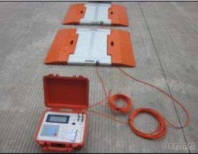PA-LS Static Portable Axle Scale