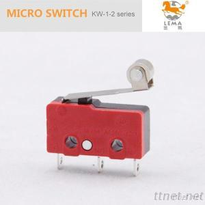 VDE UL CE Approced Electrical Subminiature Switch